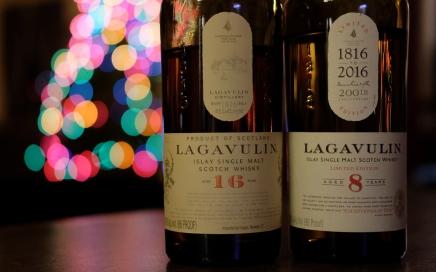 Merry Christmas Lagavulin