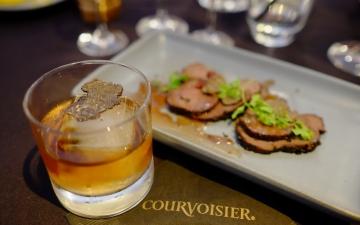 Truffle Cocktail @B&O Brasserie Baltimore